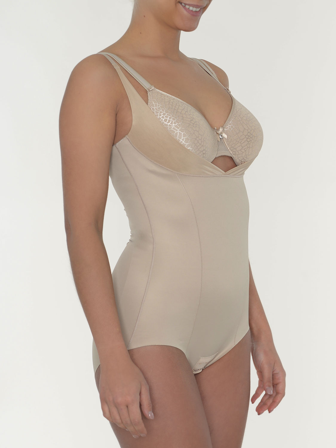 Nude Farbe Chantelle Body Basic Shaping Farbe Nude 3508 Online Bestellen Bei