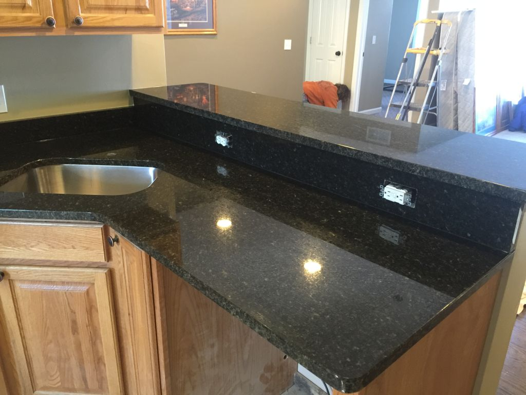 Backsplash With Uba Tuba Granite Countertop Uba Tuba Granite Kitchen Countertops Hesano Brothers