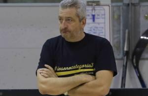 Il coach del Sayaluca Bobo Bernasconi