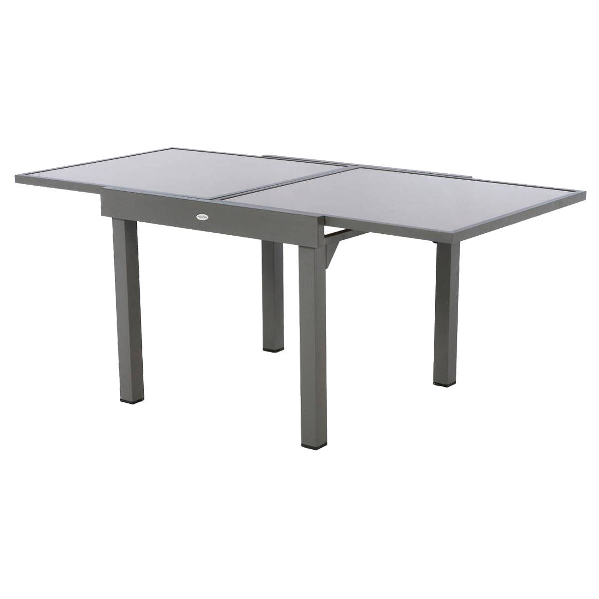 Tapis Exterieur Oogarden Table De Jardin Extensible Piazza Taupe And Mastic Hespéride