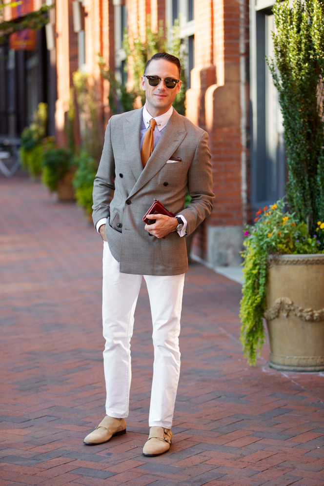 Italian Inspired Summer Style - He Spoke Style