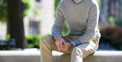 Sweatshirt Smart Casual - He Spoke Style