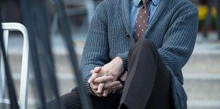 Chunky Knit Cardigan - He Spoke Style