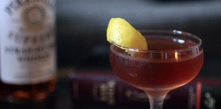 Perfect Manhattan Cocktail Recipe - He Spoke Style