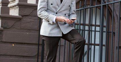 Al Bazar Blazer - He Spoke Style