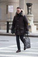 Brown Woolrich Arctic Parka - He Spoke Style