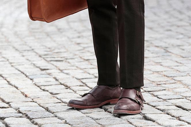 Brown Suit - He Spoke Style