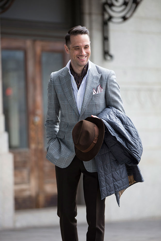 Tips for Wearing an Ascot