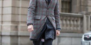 Double Top Coat - He Spoke Style