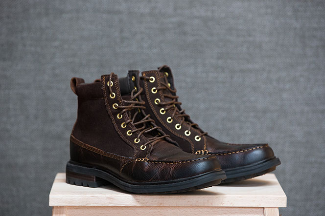 Mens Rugged Casual Boots Home Decor