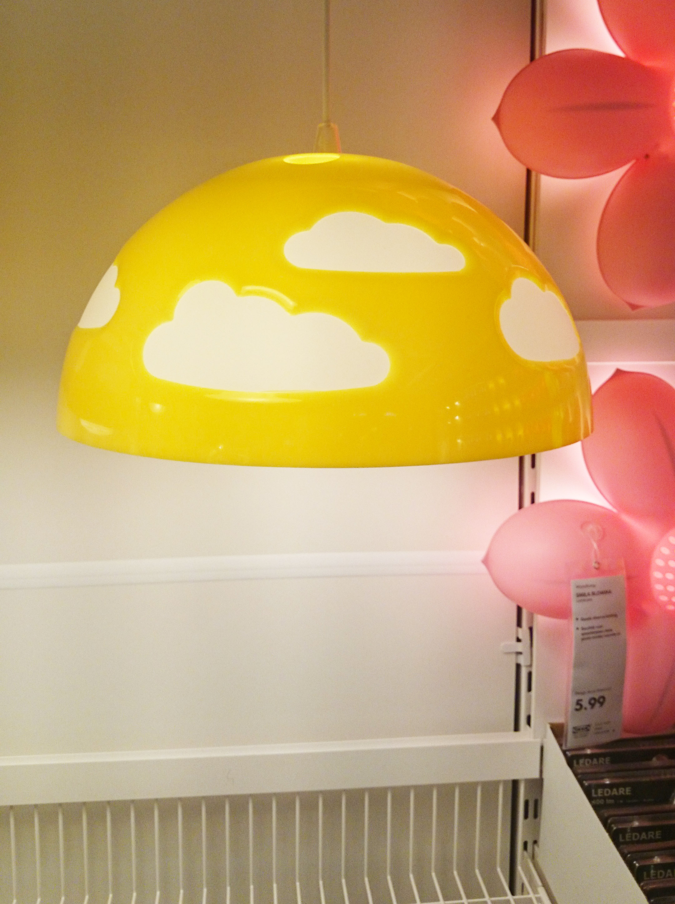 Wolk Lamp Ikea Finest De Laatste Wolkenlamp With Wolkenlamp