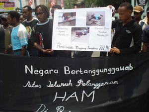 Gambar Pelanggaran Tentang Ham Disukaicom Contoh Kasus Pelanggaran Ham Di Indonesia Hubungan Antara Kasus Pelanggaran Ham Di Indonesia Dengan Keamanan