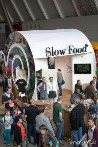 Die Slow Food Schnecke