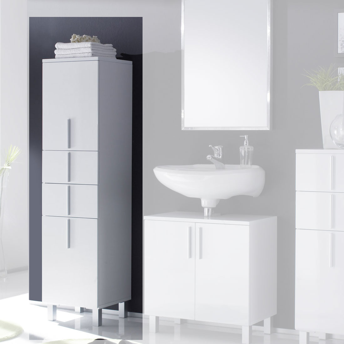 Ikea Badezimmer Drehschrank
