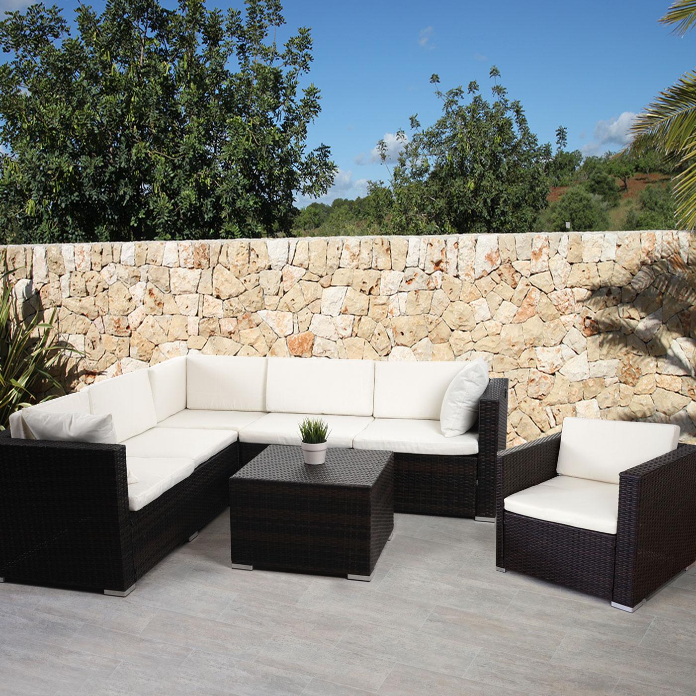 Gartensofa Rund Loungemöbel Garten Online Kaufen Möbel Suchmaschine
