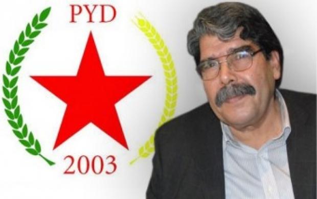 Салих Муслим - сопредседатель PYD
