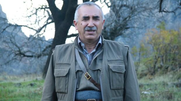 Мурат Карайылан - один из лидеров РПК