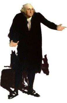 George Washington hobo
