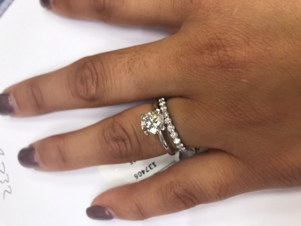 Mervis diamond wedding rings