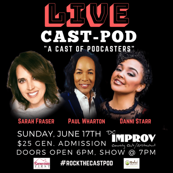 Live Podcast Taping The 'Cast-Pod'