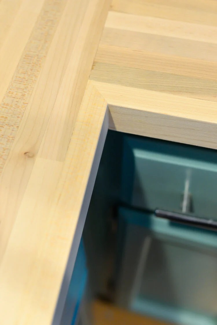 Ikea Butcher Block Countertop Installation How To Install Butcher Block Countertops Hey Let S Make Stuff