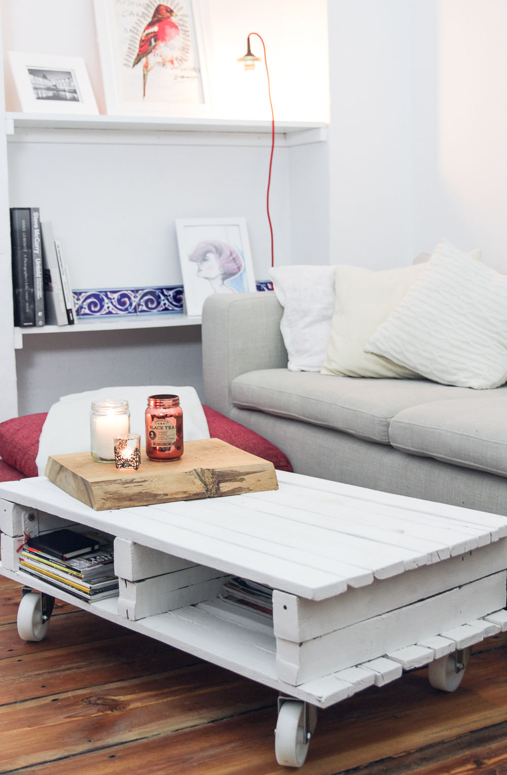 Dream Apartment Part Ii Diy Pallet Table Heylilahey