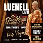 Luenell at Kimmel 3