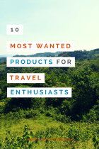 10 Most Wanted Products for Travel Enthusiasts | Hey, Miss Adventures!