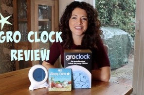 Sleep Training with a Gro Clock