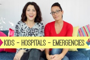 Kids, Hospitals and Emergencies – We share our stories.