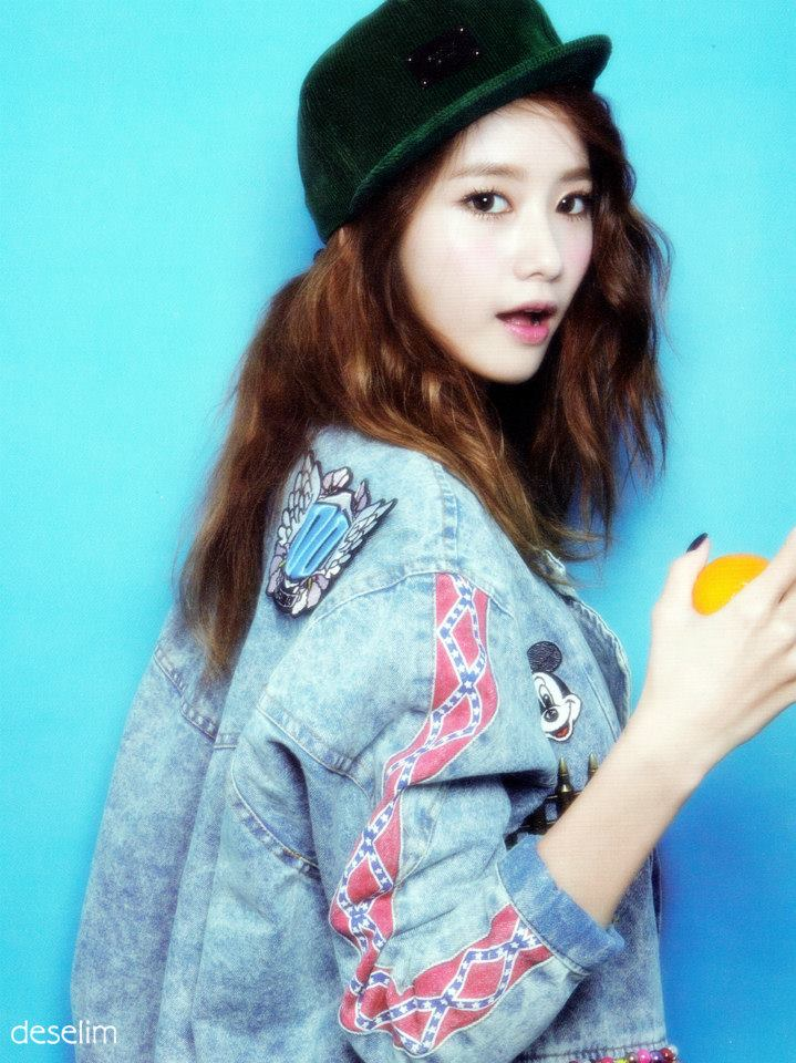Pretty Girl Swag Wallpaper Scans Yoona Snsd I Got A Boy New Album Photobook