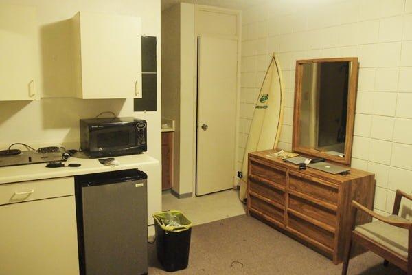 今のアパート