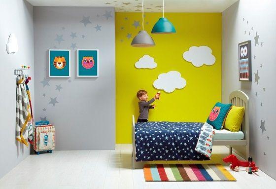 Ideas y decoración para habitaciones infantiles modernas | Decoración