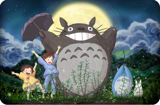 My Neighbour Totoro Blu ray My Neighbour Totoro Blu ray review