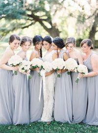 Ethereal Gray Winter Wedding Ideas  Hey Wedding Lady