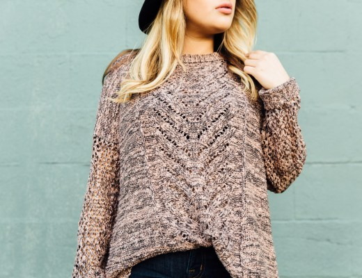 Cozy with Pink Blush