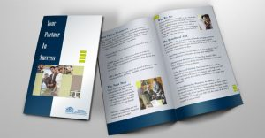 long island brochure design