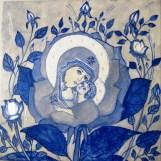"""""""Lo Splendore dell'Icona"""" di Carolina Franza, Sala Xenia, 21-30 maggio."""