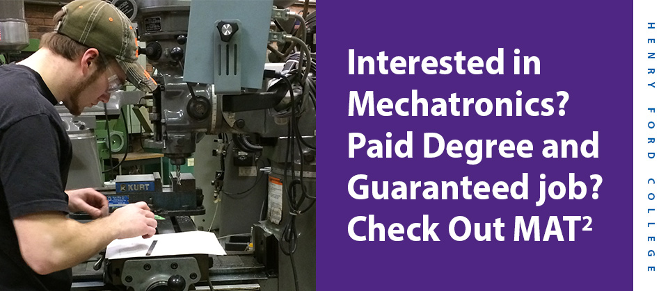 Interested in Mechatronics? Paid Degree and Guaranteed job? Check
