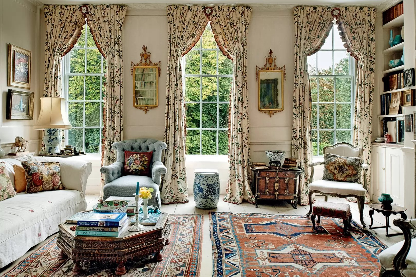 Curtains Ideas Chosen By Our Decoration Director House Garden