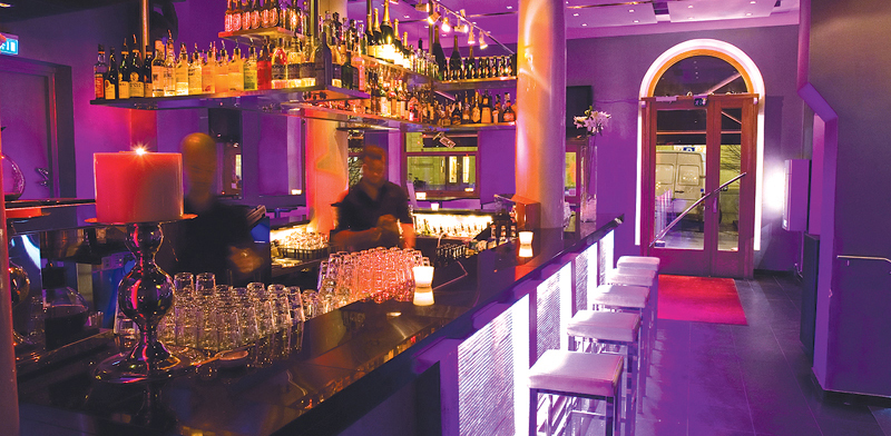 Marrakech Paris Soap Bar - One Of The Best Clubs In Ostermalm, Stockholm