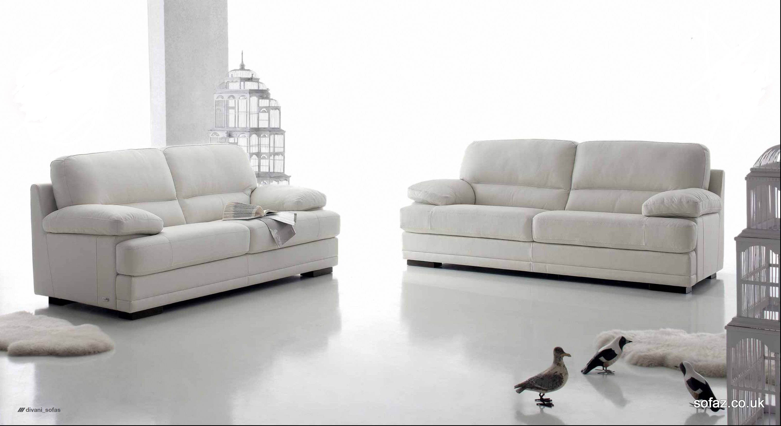 Luxury Italian Leather Sofas Magritte Modern Leather Sofa By Contempo Designer Italian Thesofa Dinamic News