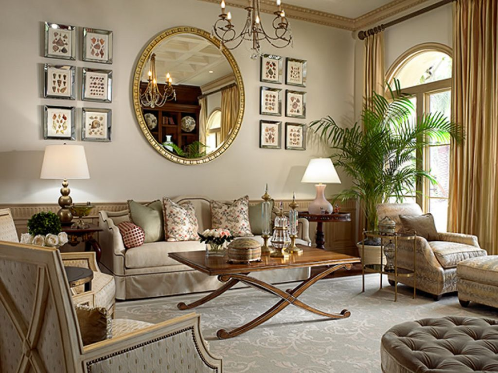 Decorative Mirrors For Living Room 26 Stunning Decorating With Mirrors And Frames Hgnv Com