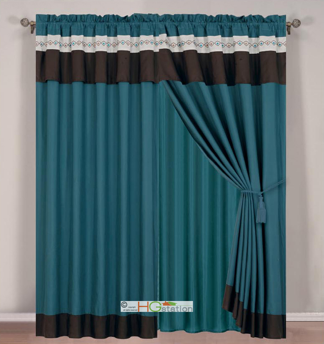 Curtain Deals Teal Curtains Deals On 1001 Blocks