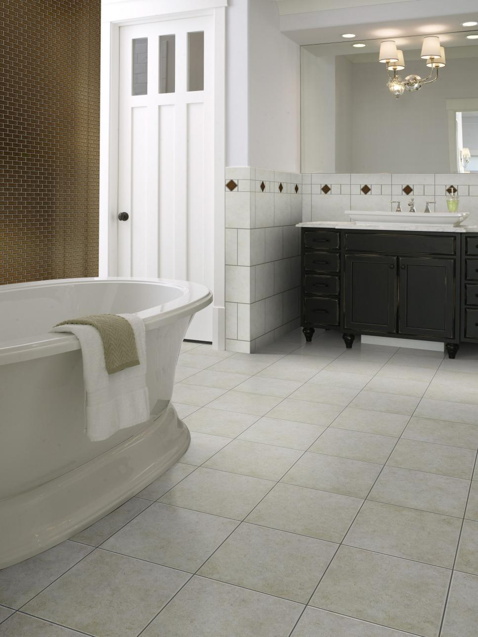 Intricate tile designs customize your bathroom with intricate ceramic