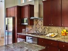 HGTV Kitchens With Cherry Cabinets