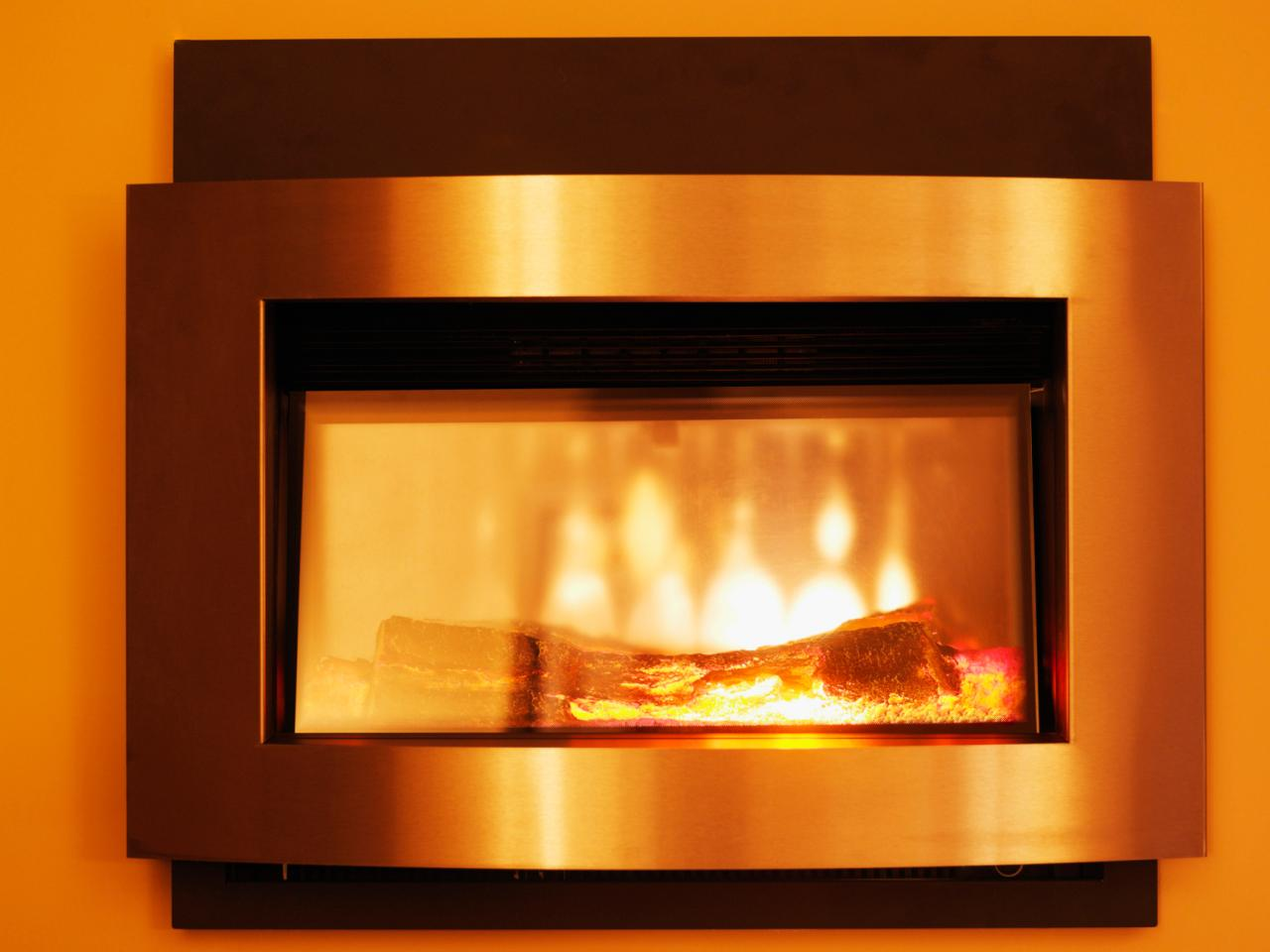 Wood Fireplace Heat Exchanger Gas Fireplaces Offer Efficient Heating Choices Hgtv