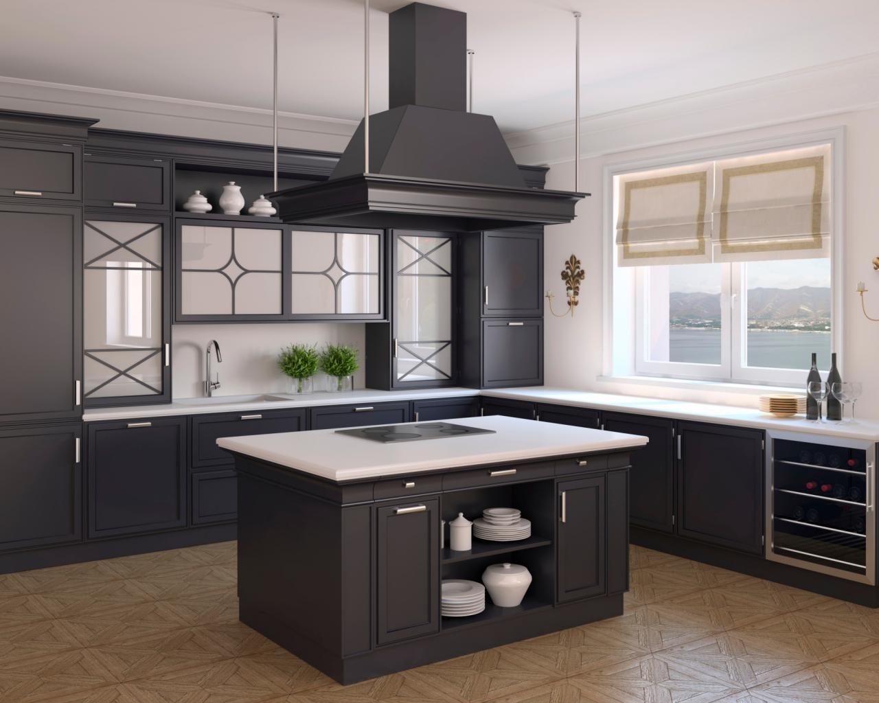 Kitchen Design Open Plan Open Kitchens Hgtv