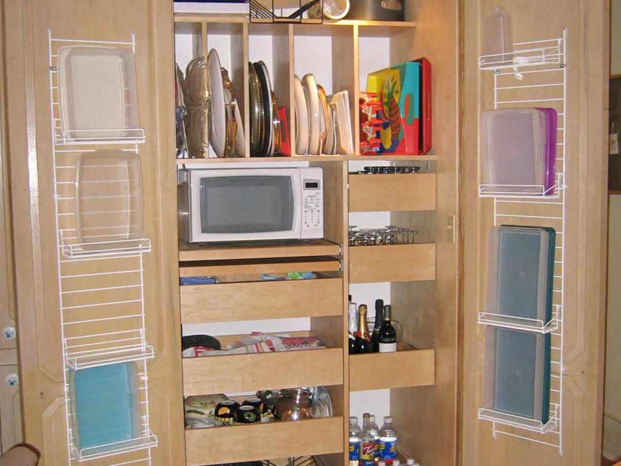 Closet Pantry Pantry Organizers Pictures Options Tips Ideas Hgtv