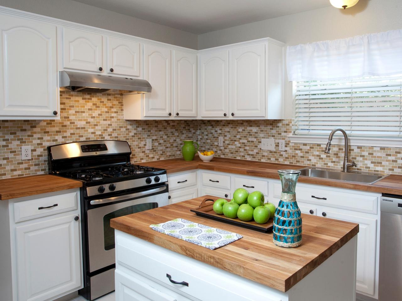 Painting A Kitchen Countertop Painting Kitchen Countertops Pictures Options And Ideas Hgtv